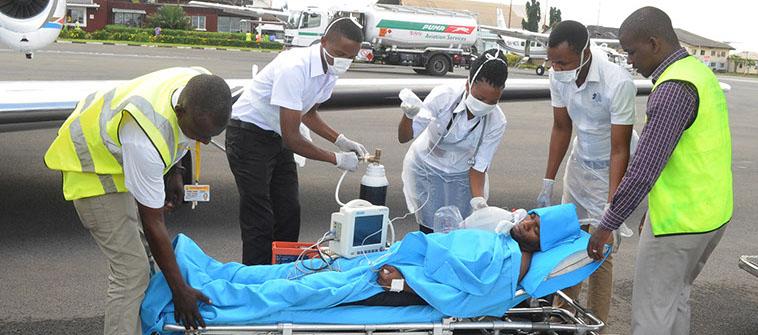 Dar Es Salaam Flying Doctors